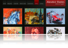 Artists Alasdair Banks
